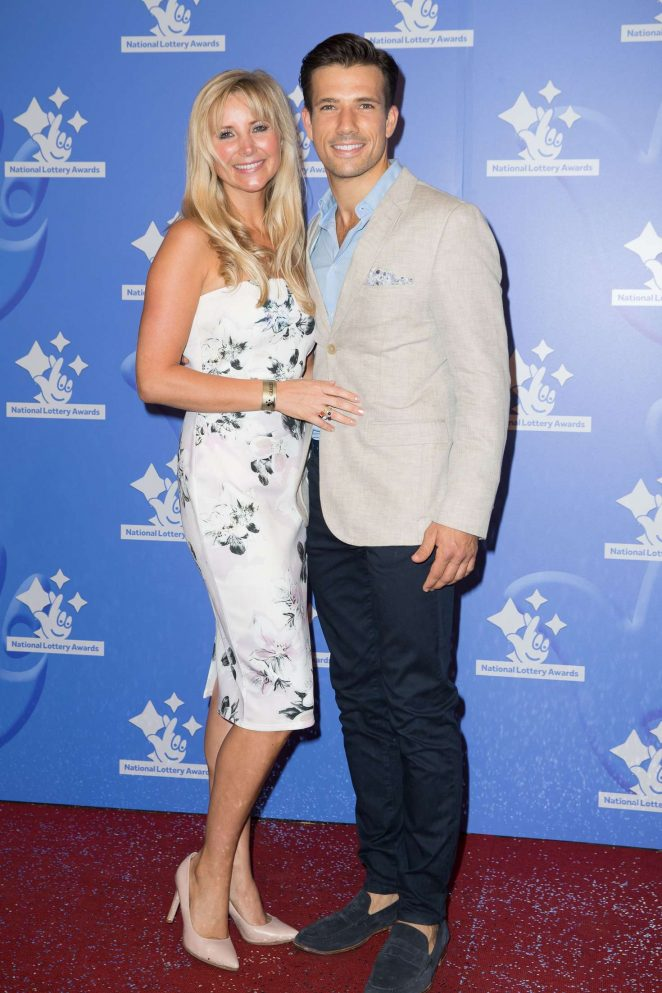 Carley Stenson: National Lottery Awards 2016 -11