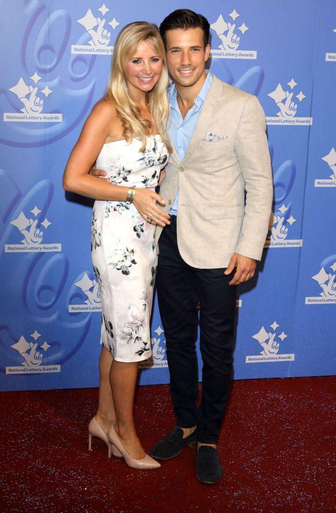 Carley Stenson: National Lottery Awards 2016 -14