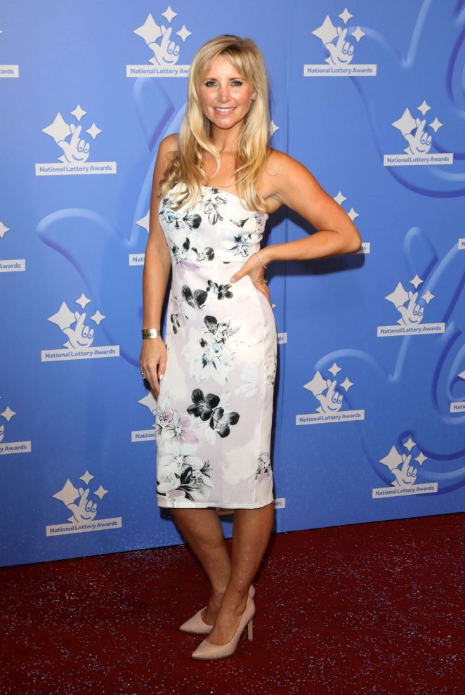 Carley Stenson: National Lottery Awards 2016 -20