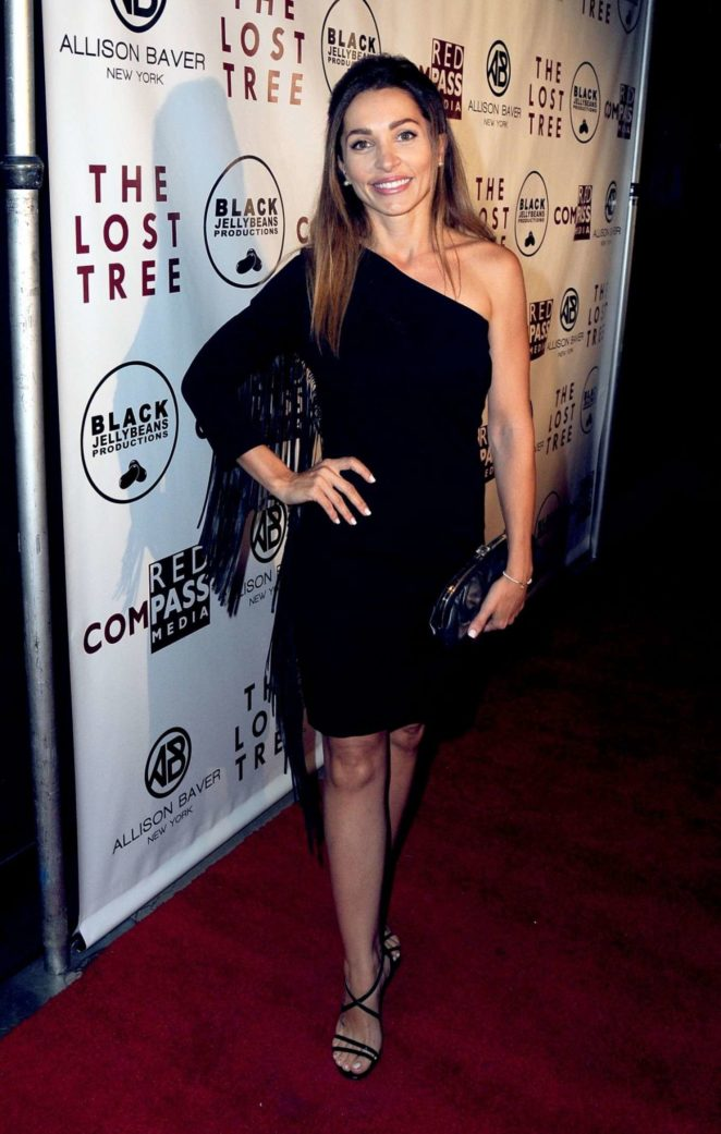 Carlotta Montanari - 'The Lost Tree' Premiere in Los Angeles
