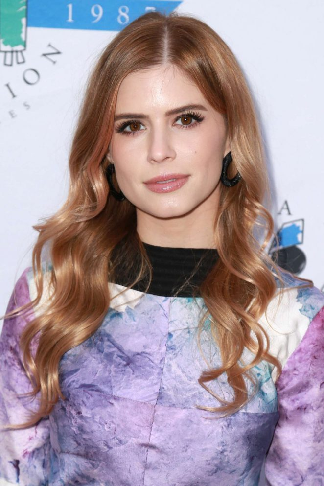 Carlson Young: I Have A Dream Foundation Dinner -05