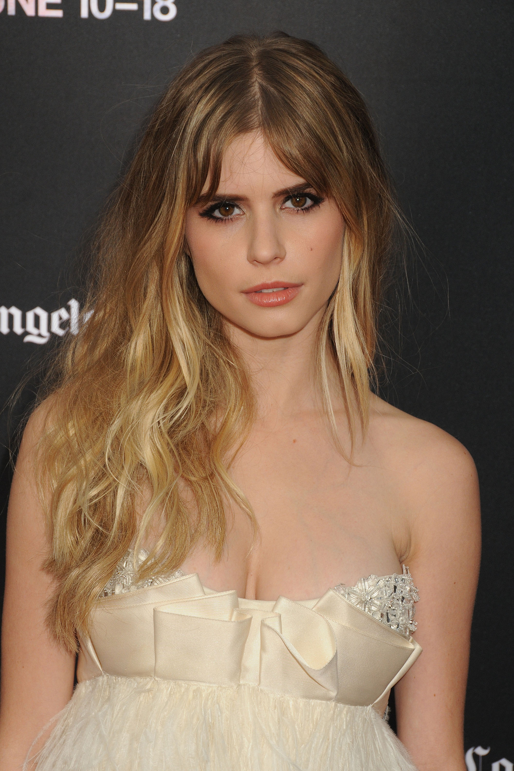 Carlson young sexy