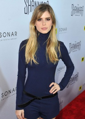 Carlson Young - 'The Shannara Chronicles' Premiere Party in LA