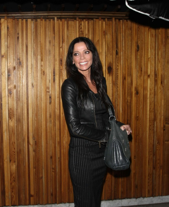 Carlton Gebbia at The Nice Guy Club in West Hollywood