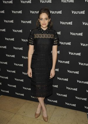 Carly Chaikin - 2016 Vulture Awards Season Party in Los Angeles