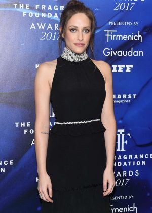 Carly Chaikin - 2017 Fragrance Foundation Awards in New York City