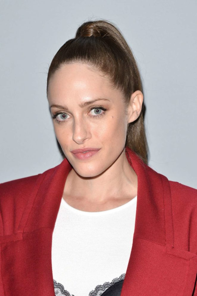 Carly Chaikin – 2017 NBCUniversal Holiday Kick Off Event in LA