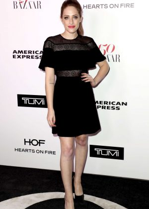 Carly Chaikin - Harper's Bazaar Celebrates 150 Most Fashionable Women in West Hollywood