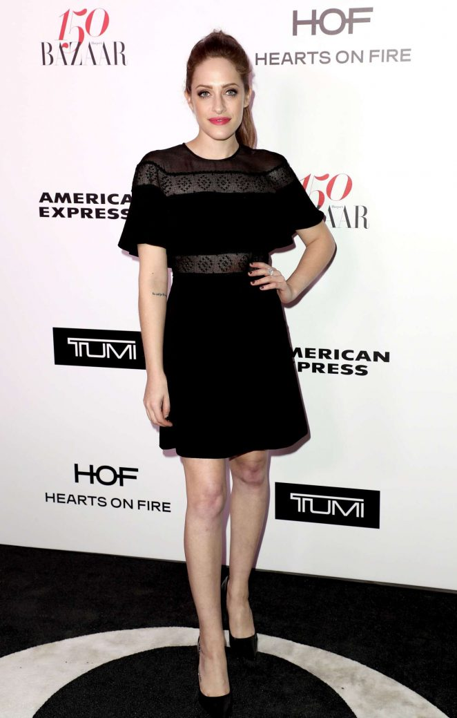 Carly Chaikin - Harper's Bazaar Celebrates 150 Most Fashionable Women in West Hollywood