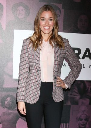 Carly Craig - 2018 TheWrap's Power Women's Summit in Los Angeles