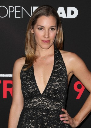 Carly Craig - 'Triple 9' Premiere in Los Angeles