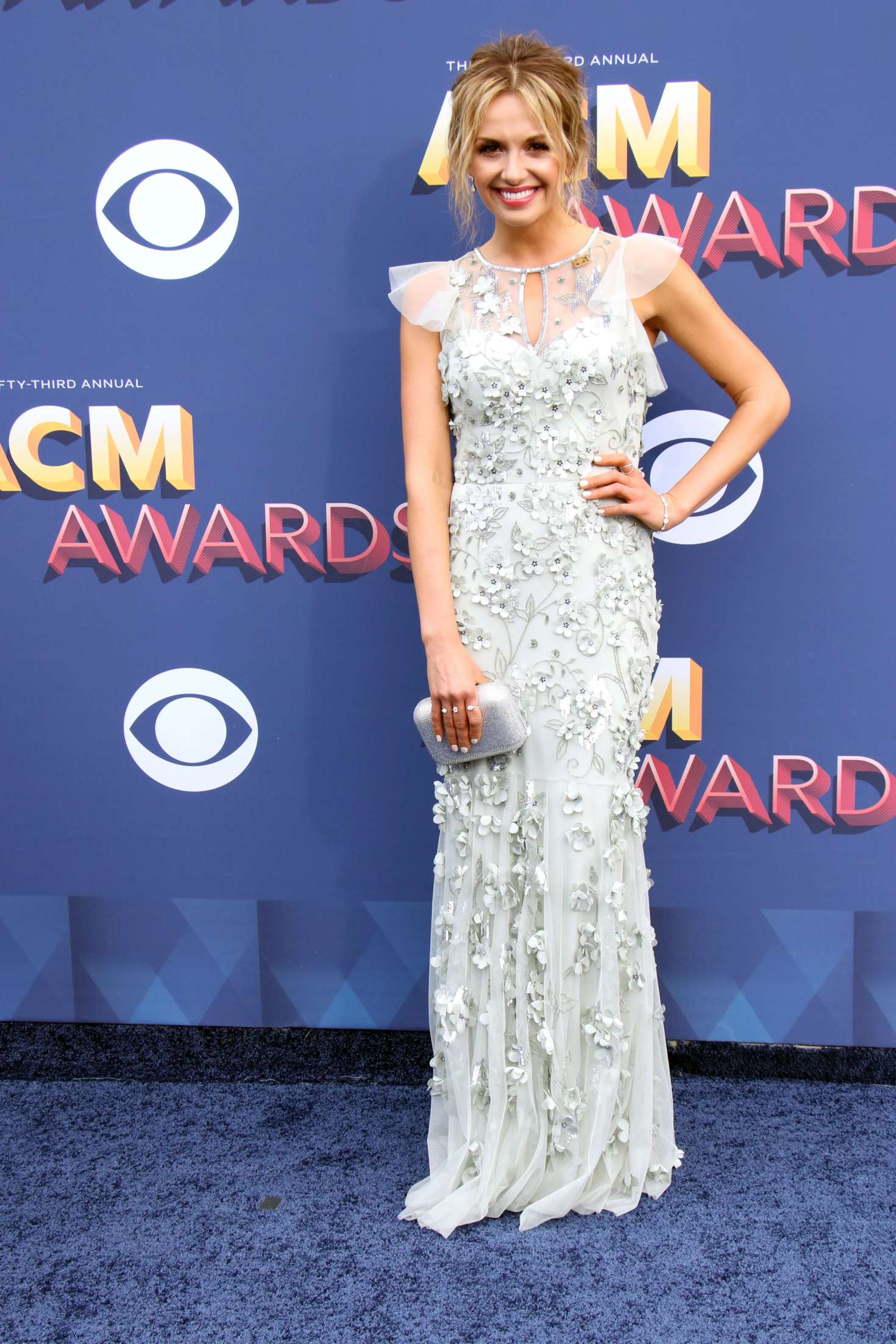 Carly Pearce 2018 : Carly Pearce: 2018 Academy of Country Music Awards -01