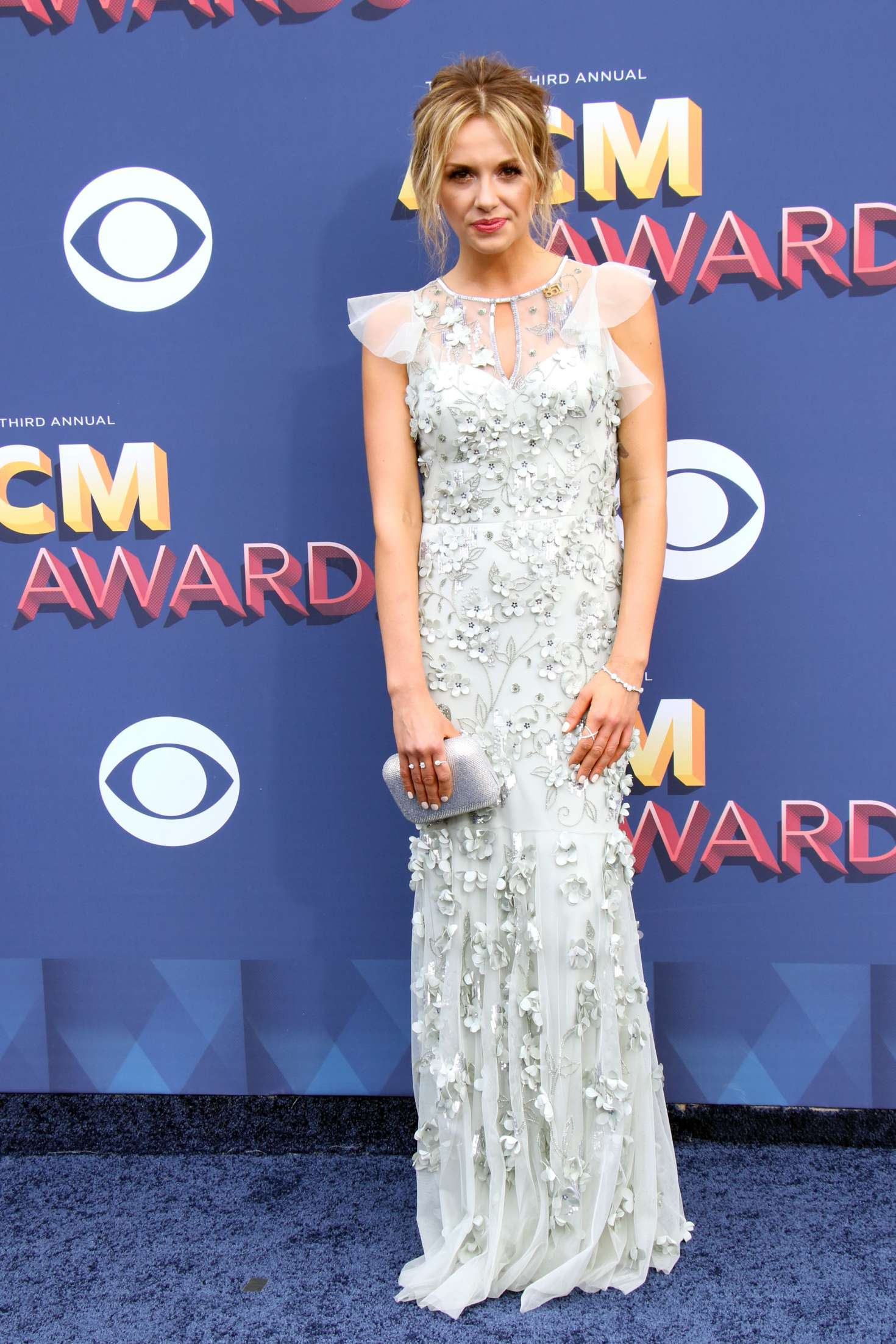 Carly Pearce 2018 : Carly Pearce: 2018 Academy of Country Music Awards -02