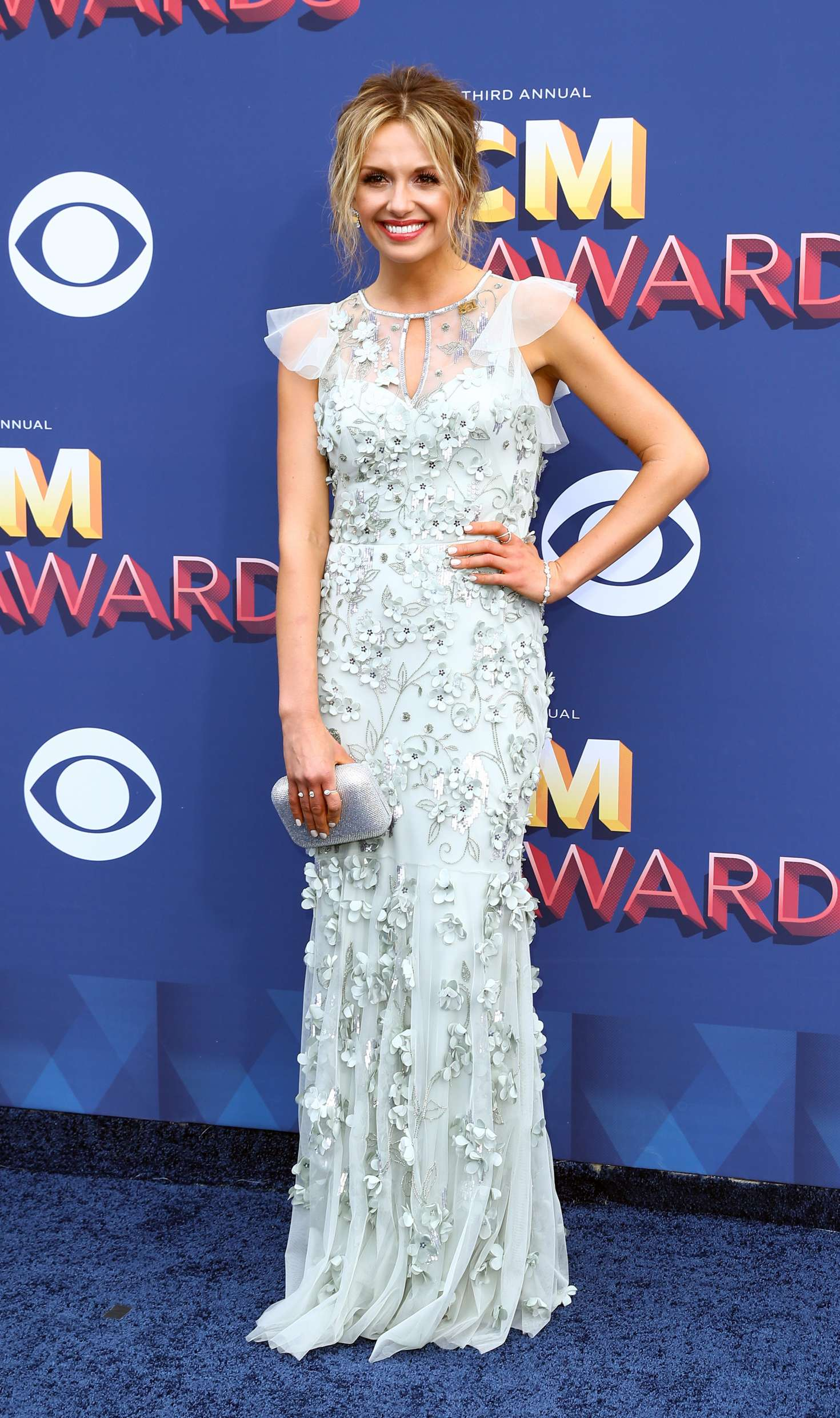 Carly Pearce 2018 : Carly Pearce: 2018 Academy of Country Music Awards -05