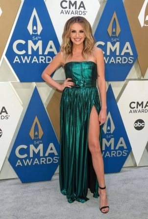 Carly Pearce - 2020 CMA Awards in Nashville