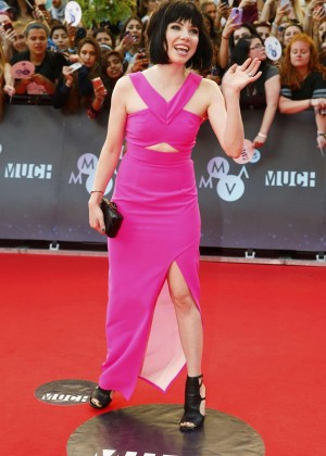 Carly Rae Jepsen - MuchMusic Video Awards 2015 in Toronto