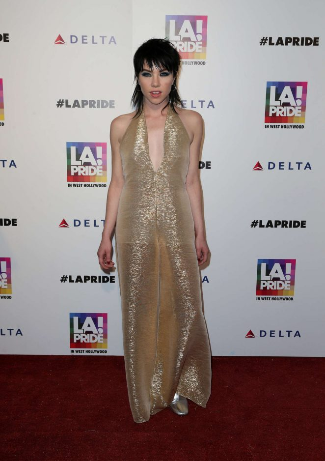 Carly Rae Jepsen - 2016 Pride Opening Night Festival Day 2 in LA