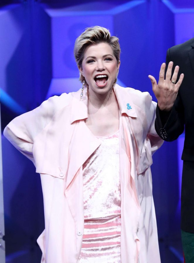 Carly Rae Jepsen - 2017 GLAAD Media Awards in Los Angeles