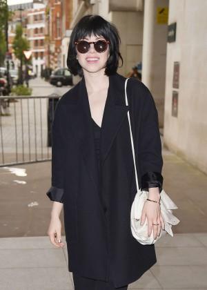 Carly Rae Jepsen - BBC Studios in London