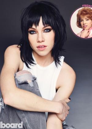 Carly Rae Jepsen - Billboard Magazine (February 2016)