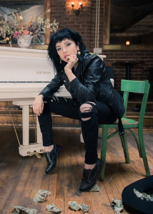 Carly Rae Jepsen - BuzzFeed Photoshoot by Jared Harrell (December 2015)