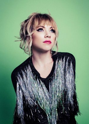 Carly Rae Jepsen By Matthew Takes Photoshoot For The