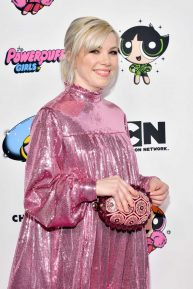 Carly Rae Jepsen - Christian Cowan x The Powerpuff Girls Runway Show in Hollywood