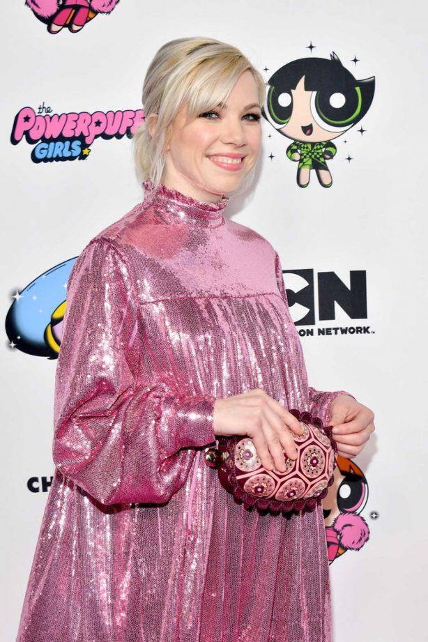 Carly Rae Jepsen - Christian Cowan x The Powerpuff Girls Runway Show in Hollywood