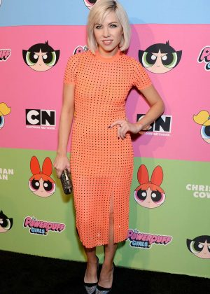 Carly Rae Jepsen - Christian Cowen x The Powepuff Girls Runway Show in LA