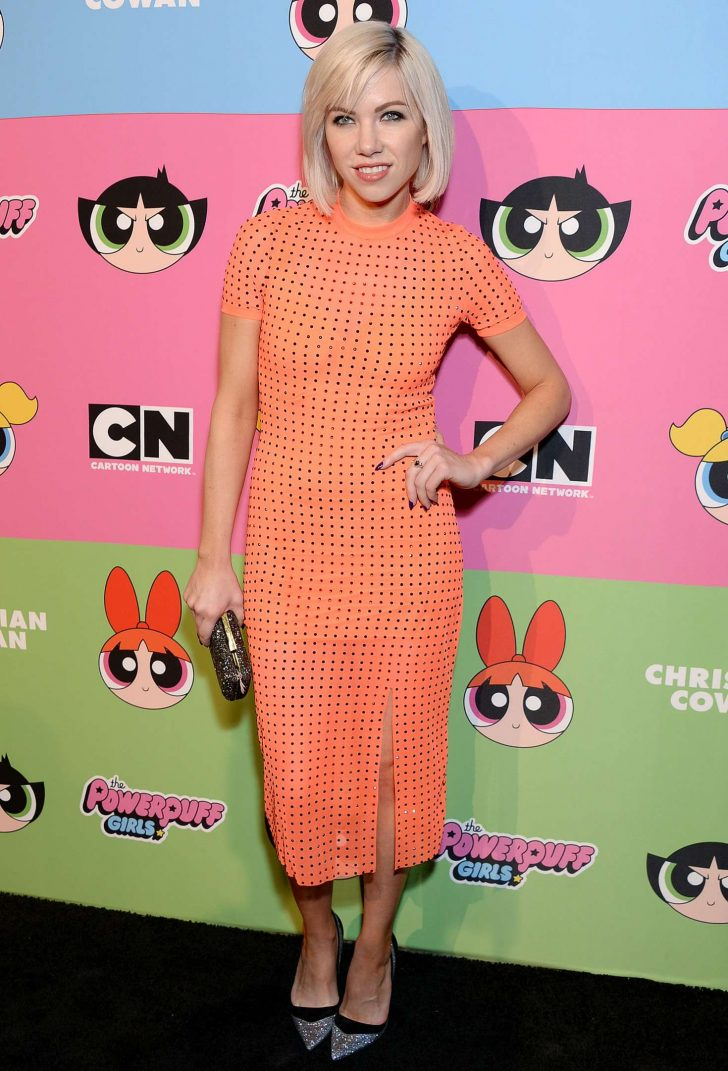 Carly Rae Jepsen - Christian Cowen x The Powepuff Girls Runway Show in LA