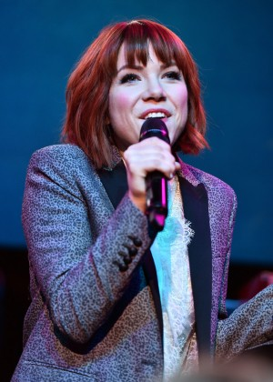 Carly Rae Jepsen - City Year Los Angeles Spring Break in LA