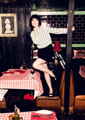 Carly Rae Jepsen - Entertainment Weekly Photoshoot (August 2015)