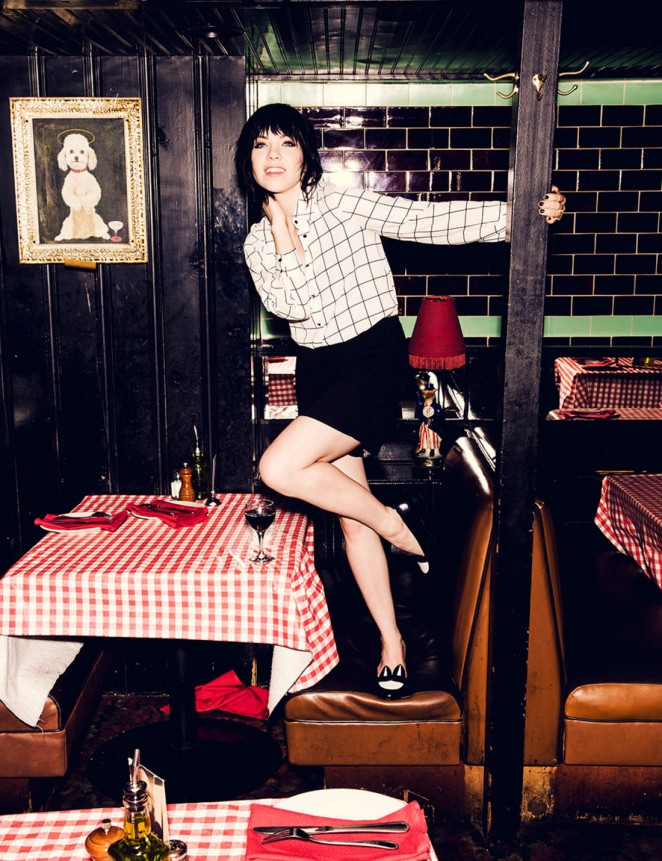 Carly Rae Jepsen – Entertainment Weekly Photoshoot (August 2015)