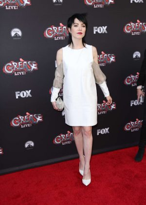 Carly Rae Jepsen - Grease: Live For Your Consideration Event in Hollywood