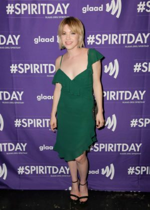 Carly Rae Jepsen - Justin Tranter and GLAAD Present 'Believer' Spirit Day Concert in LA