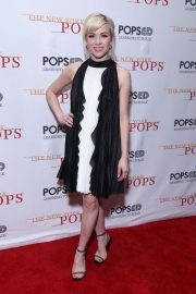 Carly Rae Jepsen - New York Pops 36th Birthday Gala Dinner in NY