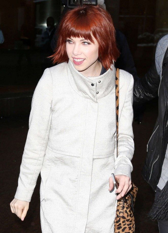 Carly Rae Jepsen - Out in NYC