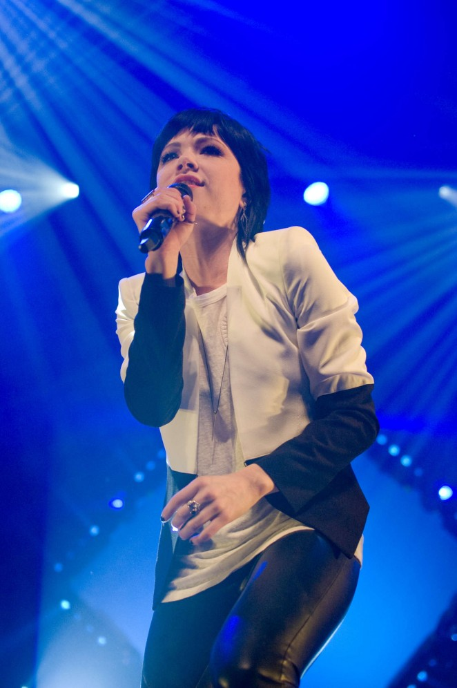 Carly Rae Jepsen - Performs at Terminal 5 in New York City