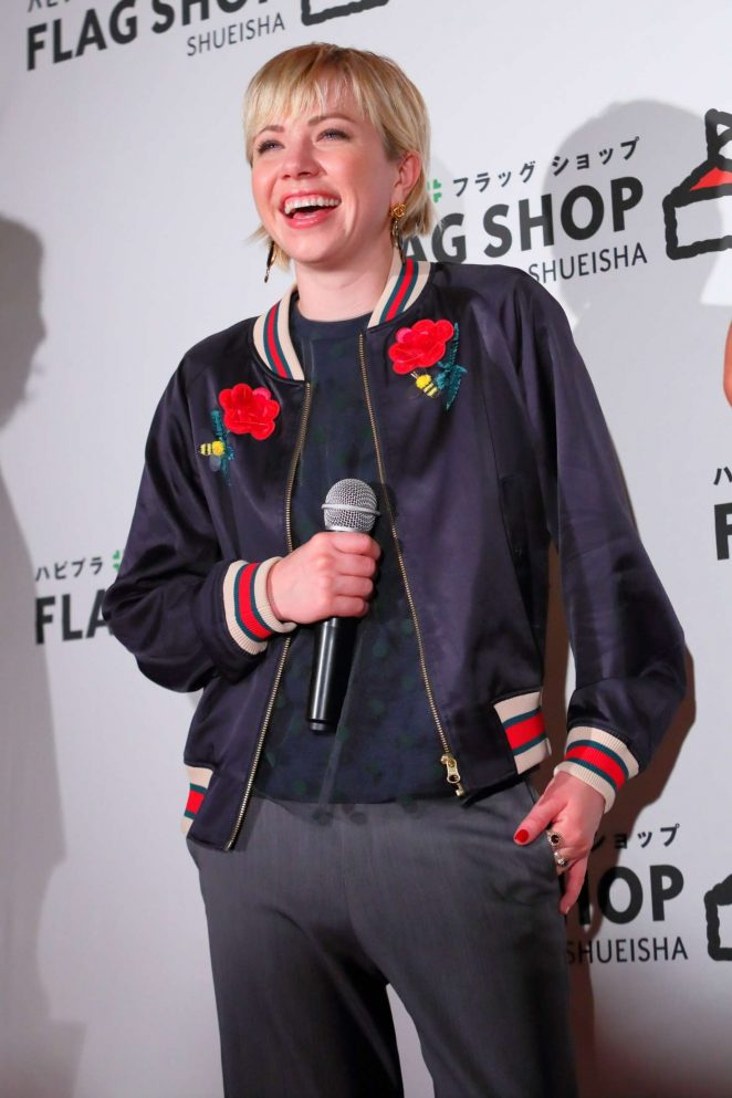 Carly Rae Jepsen - Shueisha 10th Anniversary Event in Tokyo