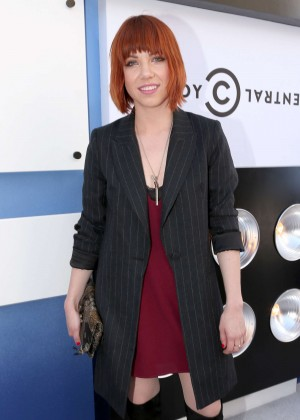 Carly Rae Jepsen - The Comedy Central Roast Of Justin Bieber in LA