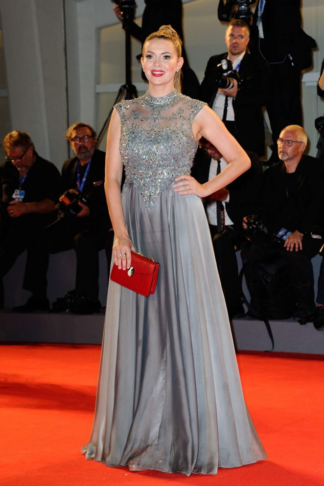 Carly Steel: Arrival Premiere at 73rd Venice Film Festival -06