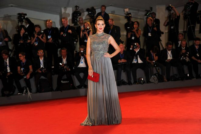 Carly Steel: Arrival Premiere at 73rd Venice Film Festival -07