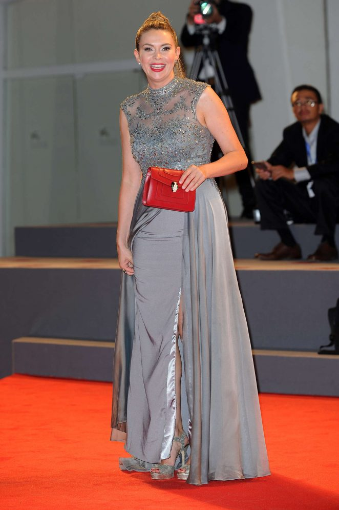 Carly Steel: Arrival Premiere at 73rd Venice Film Festival -12