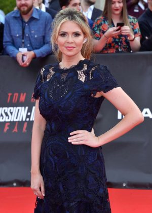 Carly Steel - 'Mission: Impossible - Fallout' Premiere in Paris