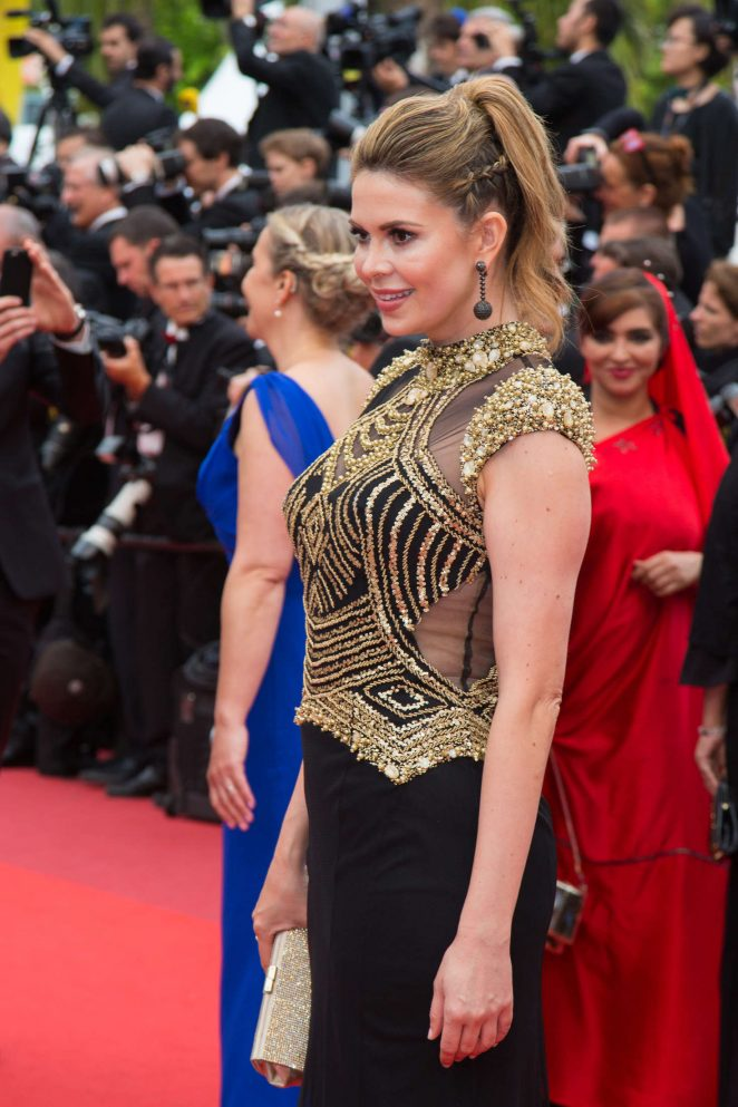 Carly Steel - 'The BFG' Premiere at 2016 Cannes Film Festival