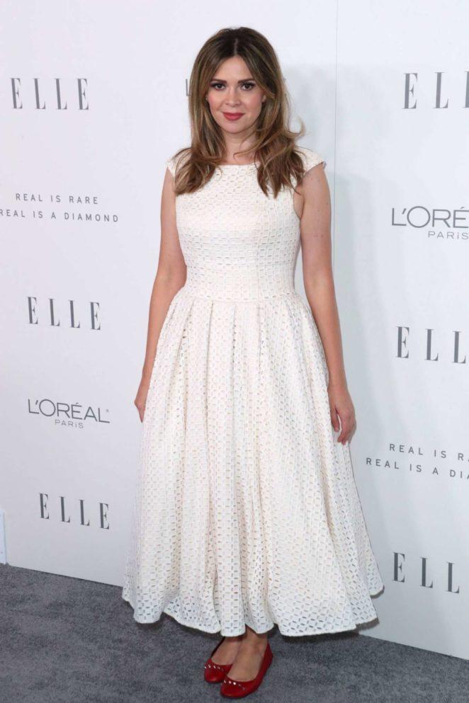 Carly Steele - ELLE's 24th Annual Women in Hollywood Celebration in LA