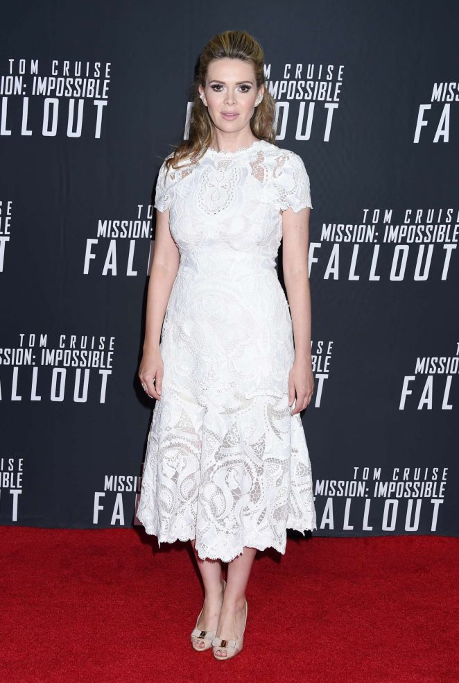 Carly Steele - 'Mission: Impossible: Fallout' Premiere in Washington