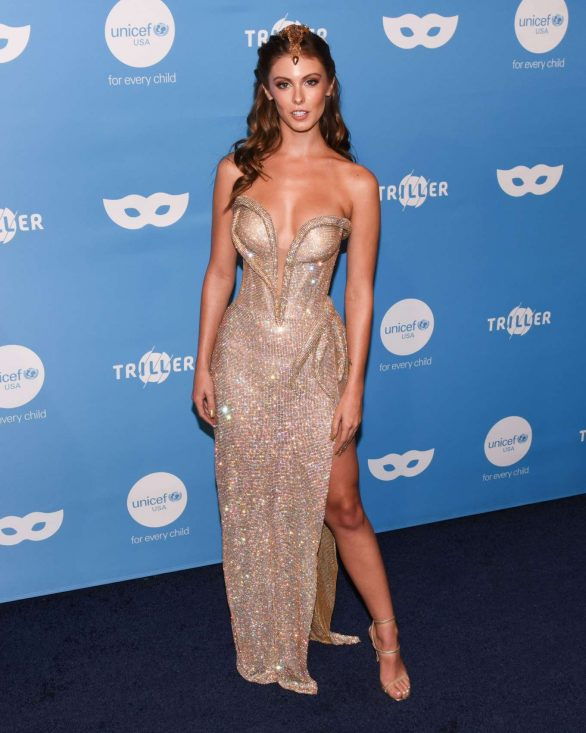 Carmella Rose - UNICEF Masquerade Ball 2019 in West Hollywood