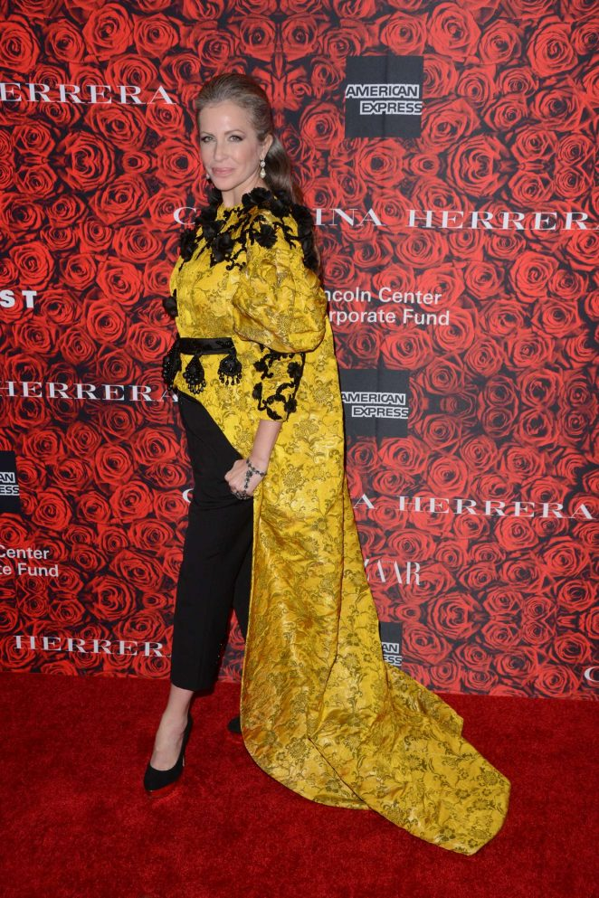 Carmen Busquets - An Evening Honoring Carolina Herrera in New York