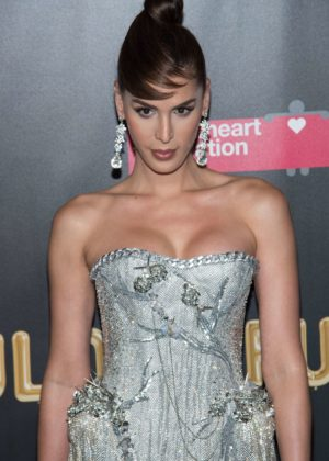 Carmen Carrera - 2017 amfAR Fabulous Fund Fair in NYC